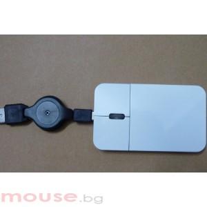 Оптична мишка MS816,бяла