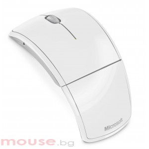 Мишка Microsoft ARC Mouse White