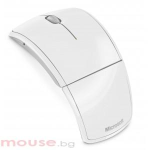 Мишка Microsoft ARC Mouse White