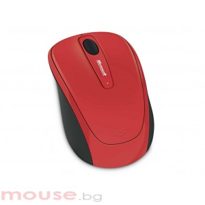 Microsoft Wireless Mobile Mouse 3500 USB ER English червена Artist Skwak Retail