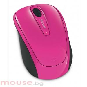 Мишка Microsoft Wireless Mobile 3500 Pink