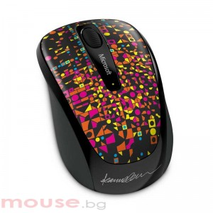 MICROSOFT Wireless Mobile Мouse 3500 Artist Cheuk