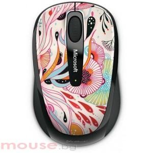 Microsoft Wireless Mobile Mouse 3500 USB Artist James_1