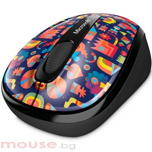 MICROSOFT Wireless Mobile Mouse 3500 Artist Lyon_1