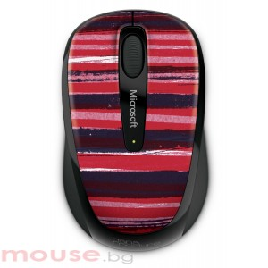 Мишка Microsoft Wireless Mobile Mouse 3500 USB Artist Mcclure
