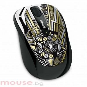 Microsoft Wireless Mobile Mouse 3500 USB Artist Minami_1