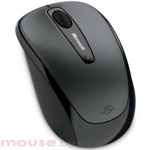 Мишка Microsoft Wireless Mobile Mouse 3500 USB Black