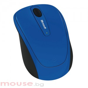 Мишка MICROSOFT Wireless Mobile mouse 3500, USB, ER, Cobalt Blue