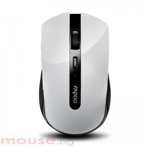 Мишка RAPOO 7200P бяла