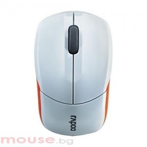 Мишка RAPOO 1190-Lite бяла