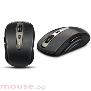 Мишка RAPOO 3920P черна