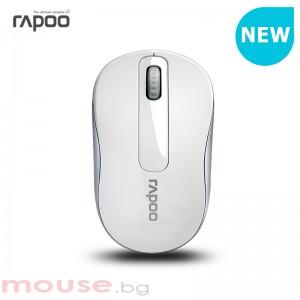 Мишка RAPOO  M10 бяла