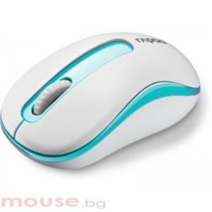 Мишка RAPOO M10 синя