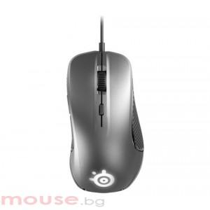 Мишка STEELSERIES Rival 300 геймърска сербрист