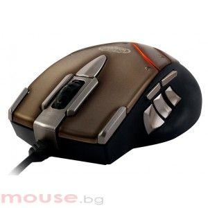 Геймърска мишка SteelSeries WOW Cataclysm Mouse v2