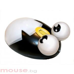 Мишка SATZUMA EYE-T /под формата на пингвин/ USB