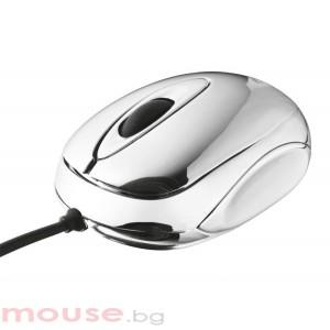 Мишка TRUST RefleX Mini Mouse - Chrome