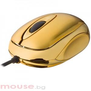 Мишка TRUST RefleX Mini Mouse - Gold