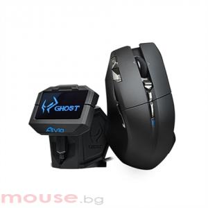 Безжична лазерна Геймърска мишка Gigabyte URANIUM Aivia