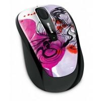 Мишка MICROSOFT Wireless Mobile Mouse 3500 Artist Persson