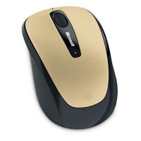Мишка MICROSOFT Wireless Mobile Mouse 3500 Gold Metal