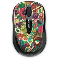 Мишка MICROSOFT Wireless Mobile Mouse 3500 Artist Zansky