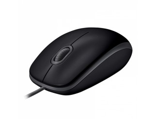 Мишка LOGITECH B110 Silent – черен