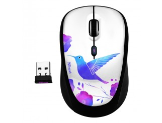 Мишка TRUST Yvi Wireless Mouse - bird