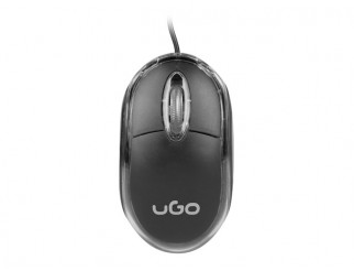 Мишка UGO Mouse simple wired optical 1200DPI