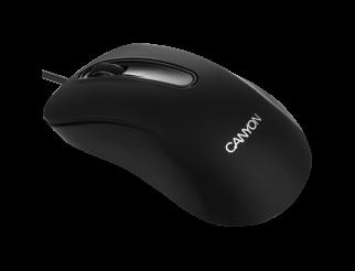 Мишка CANYON CNE-CMS2 USB