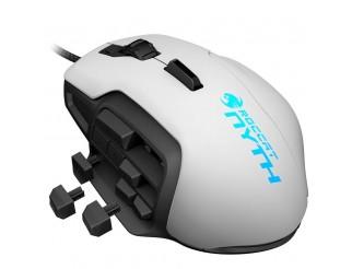 Мишка ROCCAT Nyth - Modular MMO Gaming Кабел, Лазерен 12000 dpi