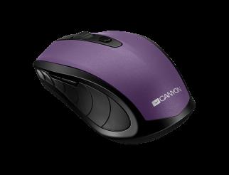 Мишка CANYON Безжичен, 800dpi1200dpi1600dpi
