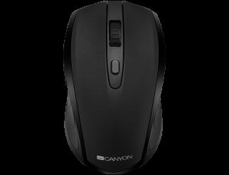 Мишка CANYON Безжичен, Оптичен, 800dpi1600dpi