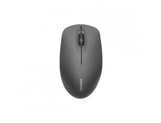 Мишка ZornWee W330, Безжична, Сив
