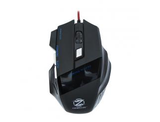 Геймърска мишка, ZornWee Revival Z03, Оптична, Черен,