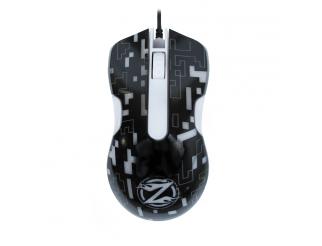 Геймърска мишка, ZornWee WindRunner XG75, Оптична, Черен