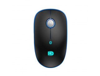 Мишка No brand V8B, Bluetooth, Черен