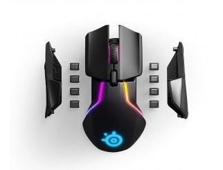 Геймърска мишка SteelSeries Rival 650 Wireless RGB, Dual optical sensor