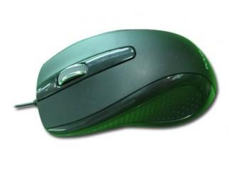 Мишка DELUX DLM-375U Black