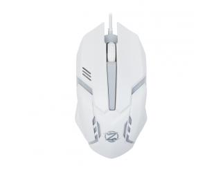 Геймърска мишка, ZornWee Revival GM-02, Оптична, Бял,