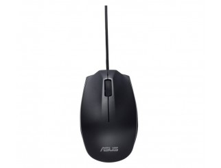 Мишка ASUS UT280 Wired Optical Mouse 1000dpi, USB, Black
