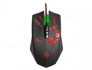Геймърска мишка Bloody, A60, Оптична, Жична, USB