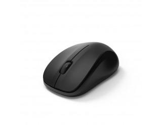 Безжична оптична мишка HAMA MW-300, USB, 3 бутона, 2.4 GHz, Черен
