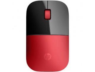 Мишка HP Z3700 червен безжична