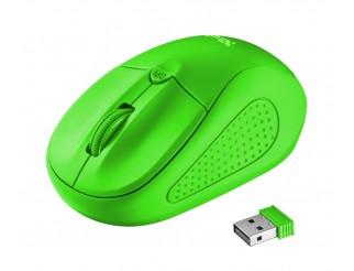 Мишка TRUST Primo Wireless Mouse - Green
