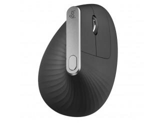 Безжична оптична мишка LOGITECH MX Vertical Advanced Ergonomic Graphite, Bluetooth