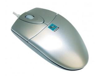 Оптична мишка A4 Tech OP 620D-1 USB сива