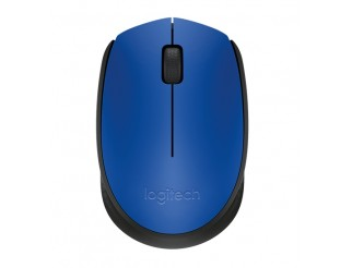 Мишка LOGITECH M171 безжична синя
