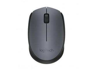 Мишка LOGITECH Wireless M170 сив