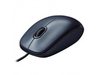 Logitech Mouse M100 Dark